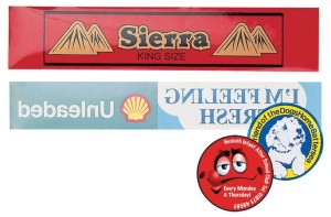 Promotional Car Stickers