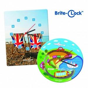 EMC brite clock