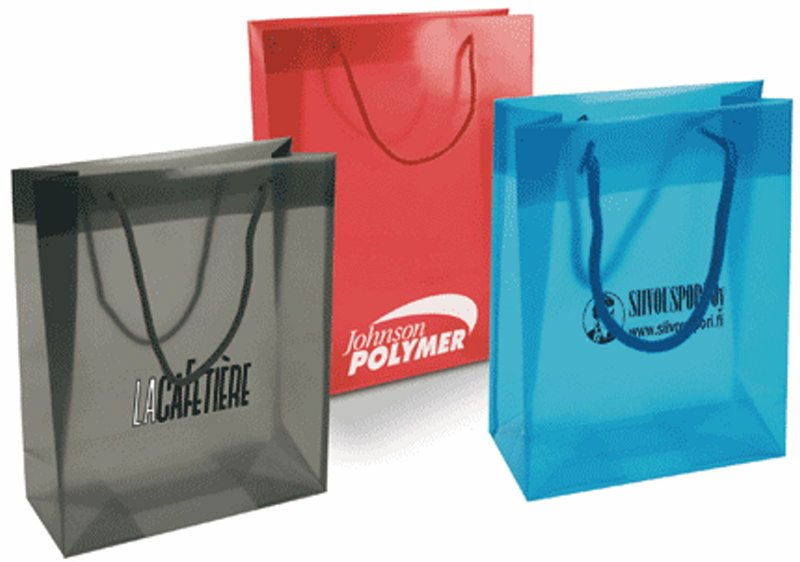 promo carrier bags