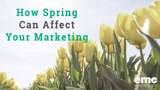 How Spring Can Affect Your Marketing