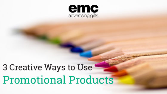 3 Creative Ways to Use Promotional Products - EMC Blog