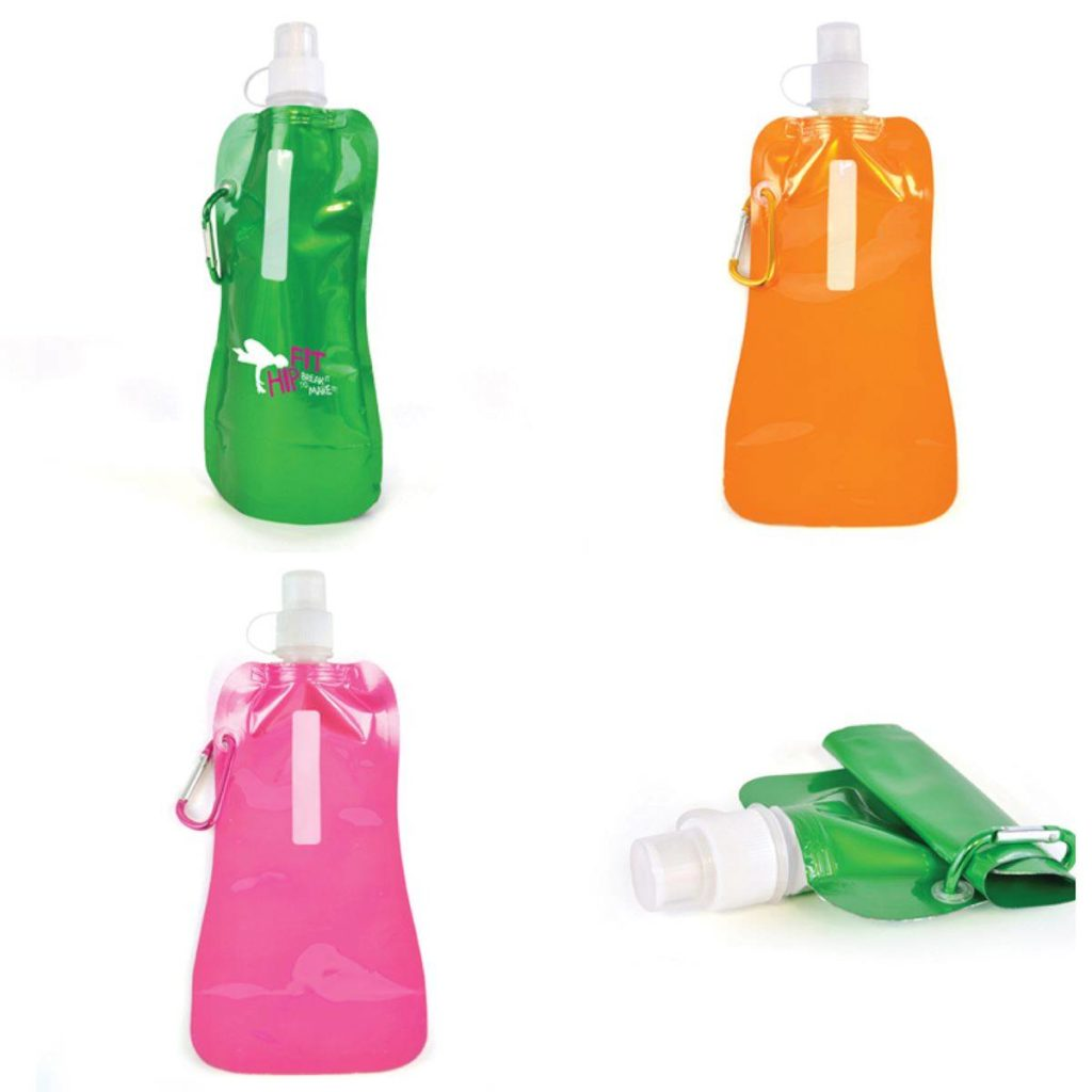 Aquaskin Fold Up Drinks Bottle
