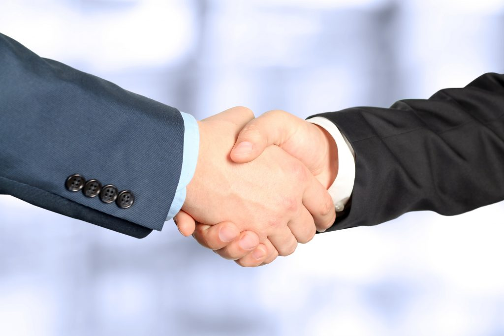networking at exhibitions is important and can close deals