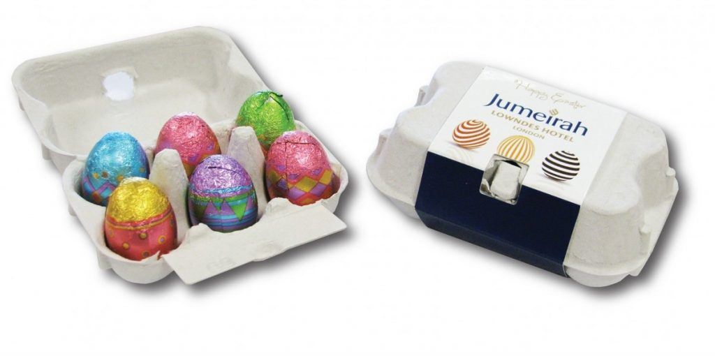 Seasons and events such as easter present new items to put in your promotional gift bag
