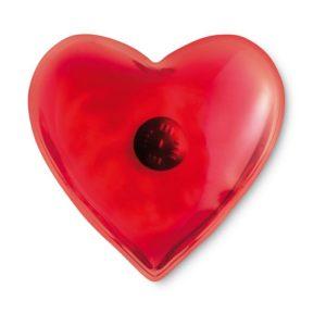 Heart-Shaped Hand Warmer