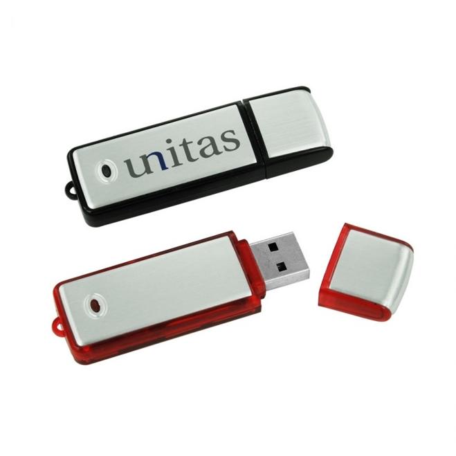 Flat Top USB Drive