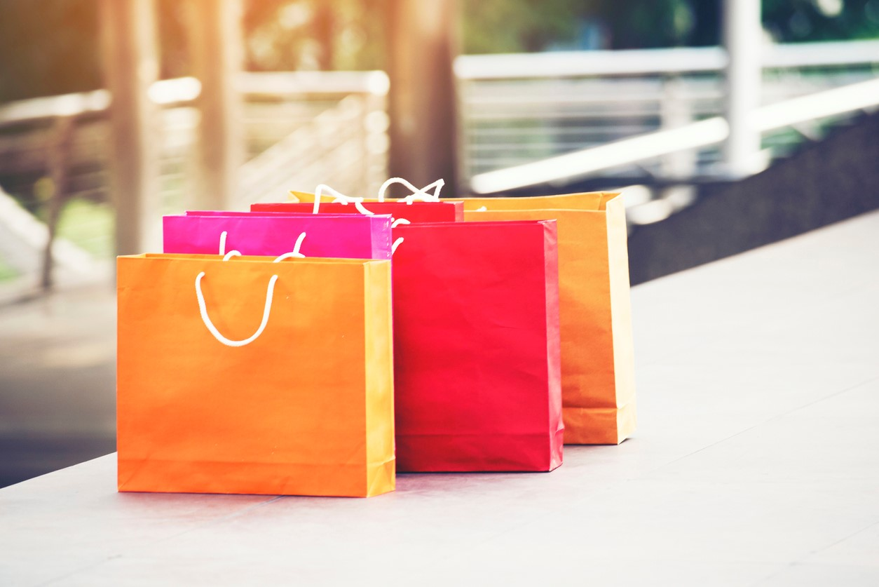emc promotional gift bags