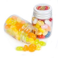 sweets in a jar as a promotional gift