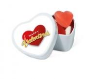 Valentines Heart Tin