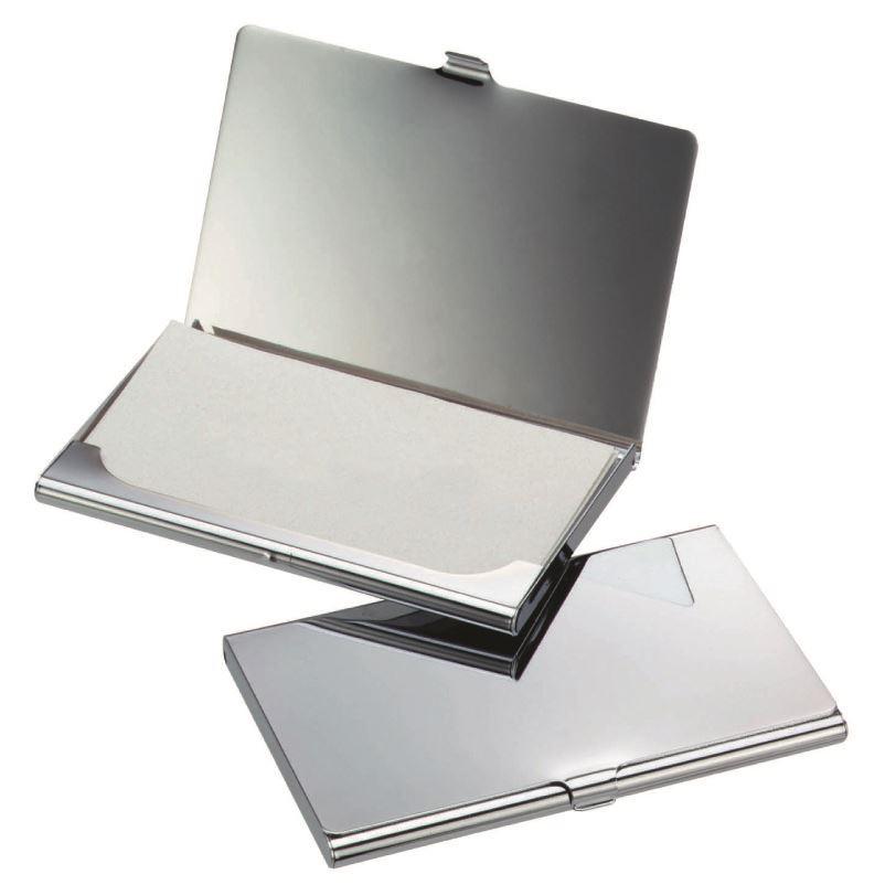 Aluminium business card holder reheart Gallery