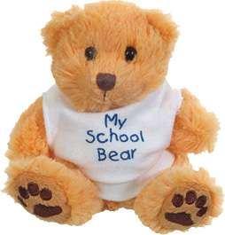 Dexter Teddy Bear 5 Inch