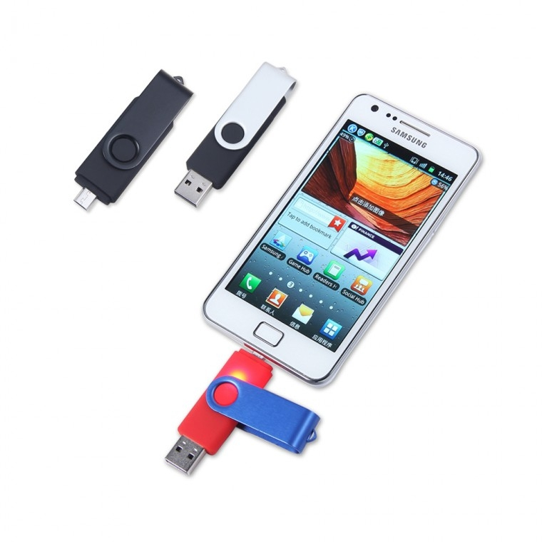 Twister USB With Micro USB