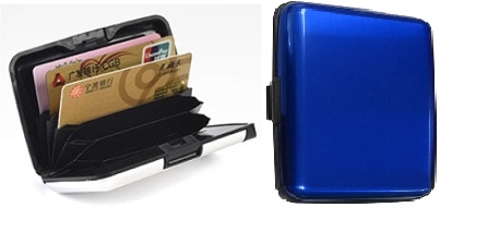 RFID Wallet with built in Powerbank