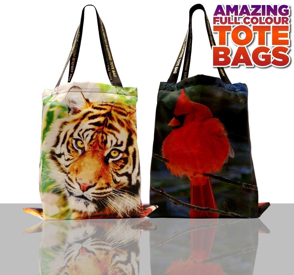 Full Colour Tote Bags